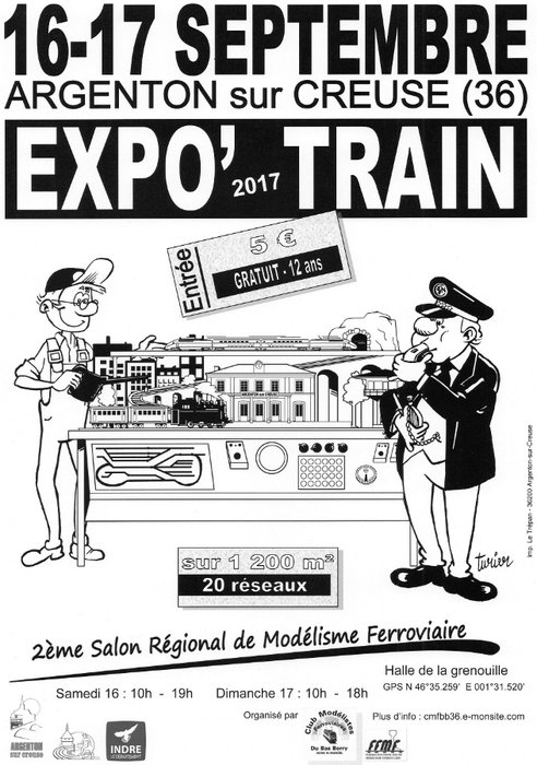 bourse modelisme ferroviaire